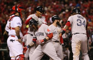 The Red Sox cinderella run from worst to first ended with a World Series Championship in 2013.